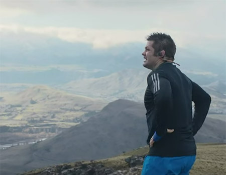 Richie McCaw in The Game Starts Here