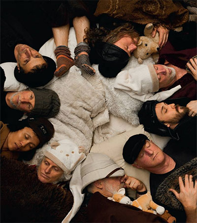 Stephen Taberner's Choir a Bit on the Spooky Side