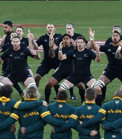 How to Defend Against the Haka