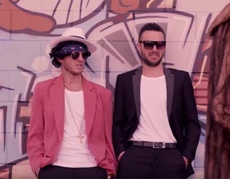 UpTown Funk – Jono And Ben