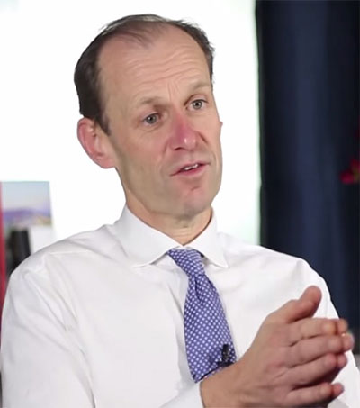 New Role for ANZ CFO Shayne Elliot