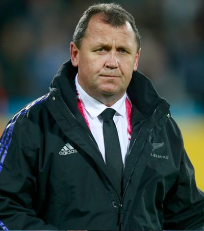 Assistant Coaches Extend All Blacks Contract