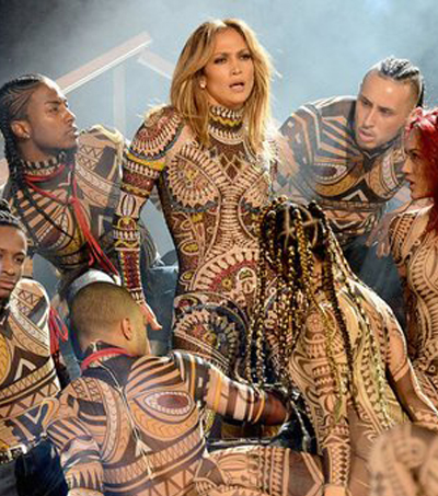 NZ Dancers and Choreographer Open AMAs With Jennifer Lopez