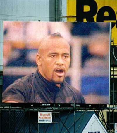 Jonah Lomu: Rugby Superstar Melded Power and Speed