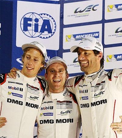 Brendon Hartley Endures for Porsche in Bahrain