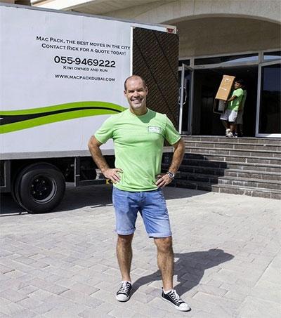 Dubai-Based Entrepreneur Rick McIntyre Looks Ahead