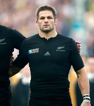 Richie McCaw Set for Adventure Race