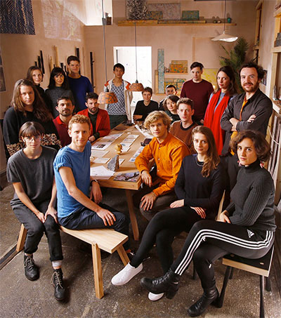 Louis Schulz One of Turner Prize-Winning Assemble