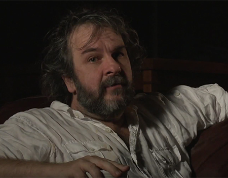 Peter Jackson: My favorite Doctor Who Episode