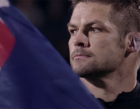 Richie McCaw Film Trailer