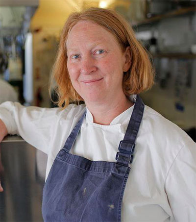 Where Chef Margot Henderson and Family Dine