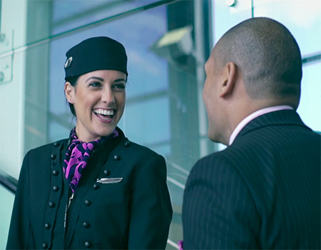 The Adventures of the Air New Zealand Cabin Crew