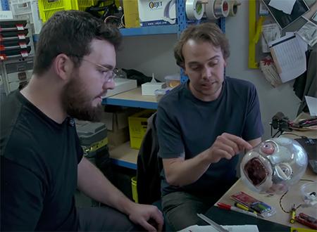 Behind the Scenes at Weta Workshop: Krampus