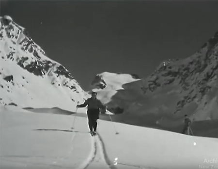 Winter Sports at Mt. Cook