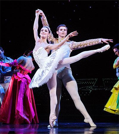Designer Tracy Grant Lord Dresses Scottish Ballet