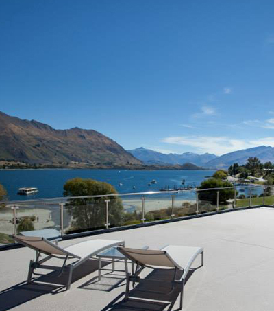 Wanaka Lakeside Apartments Ranked #3 Luxury Hotel South Pacific