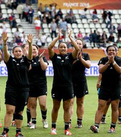 New Zealand Top Women's World Rankings