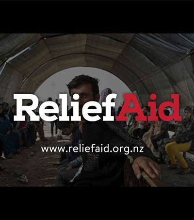 Kiwi in Syria War Zones Raising Relief Funds