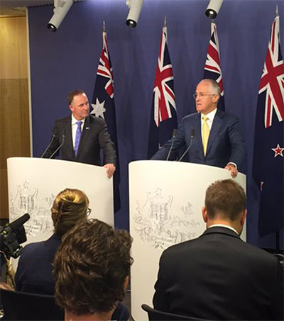 Trans-Tasman New Pathways to Citizenship Deal Made