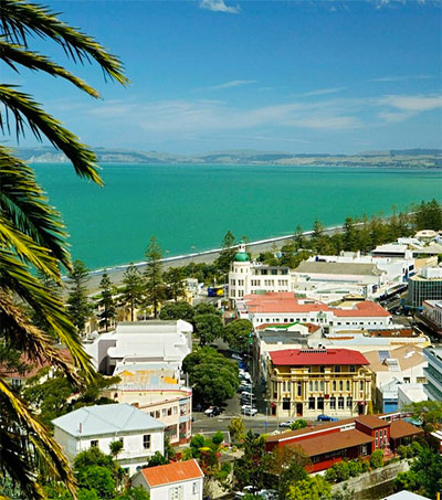 How Tragedy Turned Napier into Art Deco Wonder