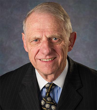 Professor Roger Clark Nominated for Nobel Prize