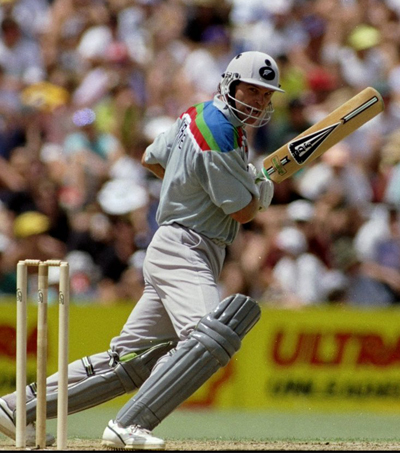 New Zealand cricket great Martin Crowe