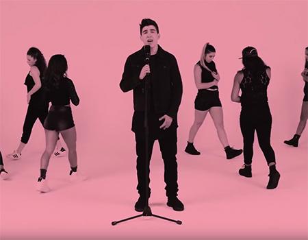 I Just Wanna Love U – Sam V ft. Parris Goebel choreography