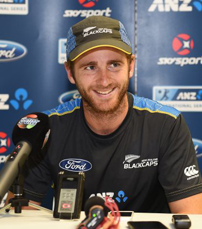 Kane Williamson Named Black Caps Captain