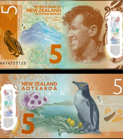 Best Bank Note in the World