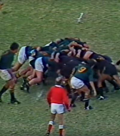 All Blacks South Africa Rebel Tour 30 Years On