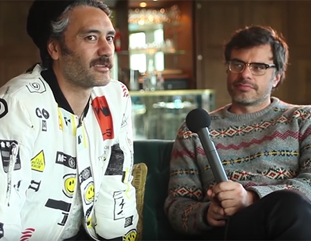 Jemaine Clement & Taika Waititi – Say That Again?!