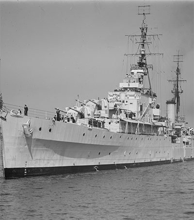 After WWII NZ Navy Rocked With Peaceful Mutinies