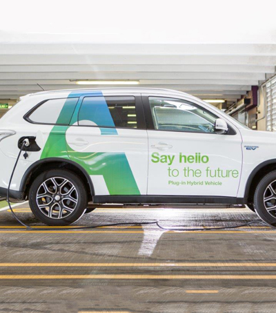 Auckland Airport's New Electric Vehicle Initiative