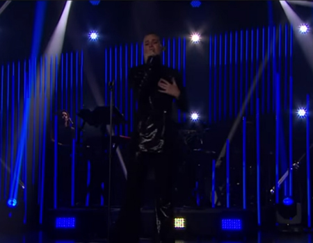 Broods – Free at the Late Late show