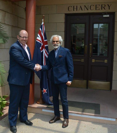 FDCI and Education New Zealand Promote Cross-Cultural Fashion