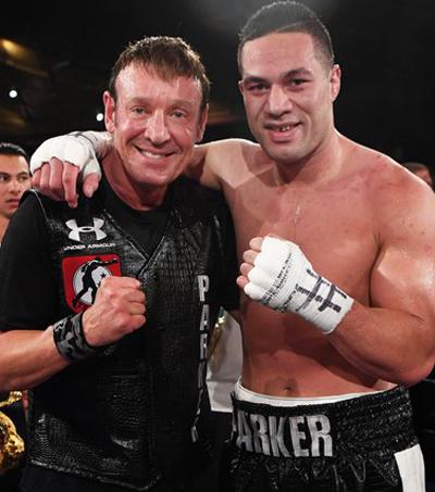Joseph Parker Defeats Carlos Takam