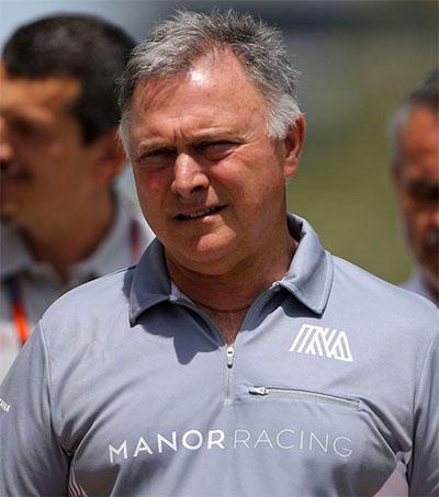 Monaco Full of McLaren Memories for Dave Ryan