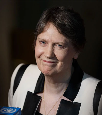 Helen Clark Launches Campaign to Lead UN