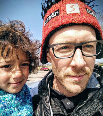 Josh Webb Gives Firsthand Take on Refugee Crisis