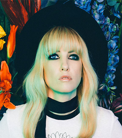 Ladyhawke Back with Vibrantly Glam Wild Things