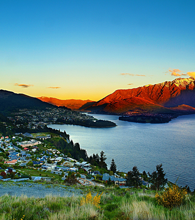 Queenstown: A Town For All Seasons
