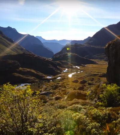 Trek New Zealand's Routeburn Trail