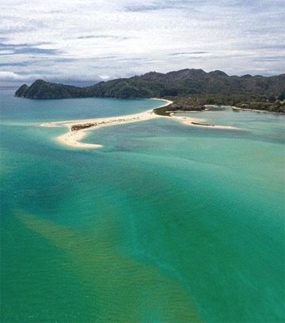 Awaroa Beach Bought by Crowdfunding given to Public