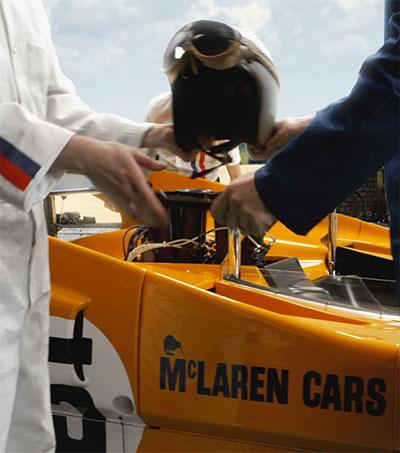 Revived Team McLaren Returns to Grand Prix