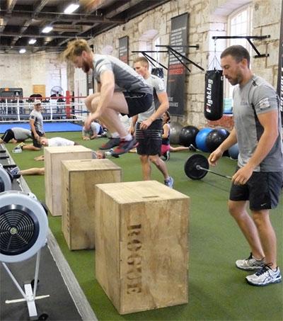 Team USA Trainer Craig McFarlane Talks Tough