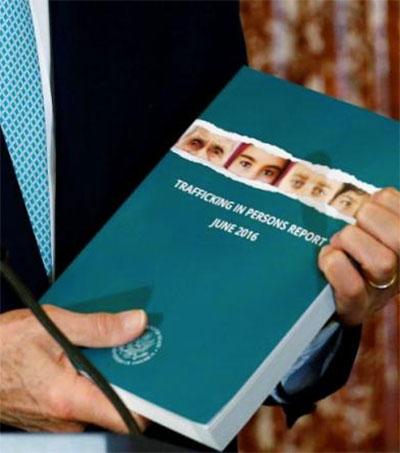 Report Exposes Human Trafficking Shortfalls