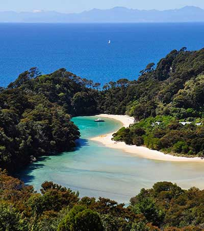 Top Beach Hotels on NZ's South Island
