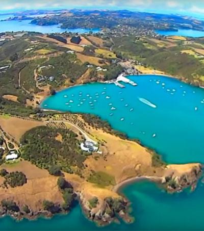 'Pete's Dragon' Stars Love New Zealand Locations