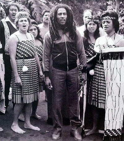NZ Musicians To Pay Homage To Bob Marley