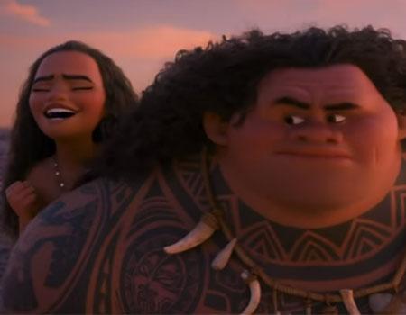 Disney's Moana Trailer 2
